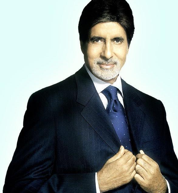 Big B Amitabh Bachchan beautiful look