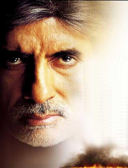 Amitabh Bachchan in Dev