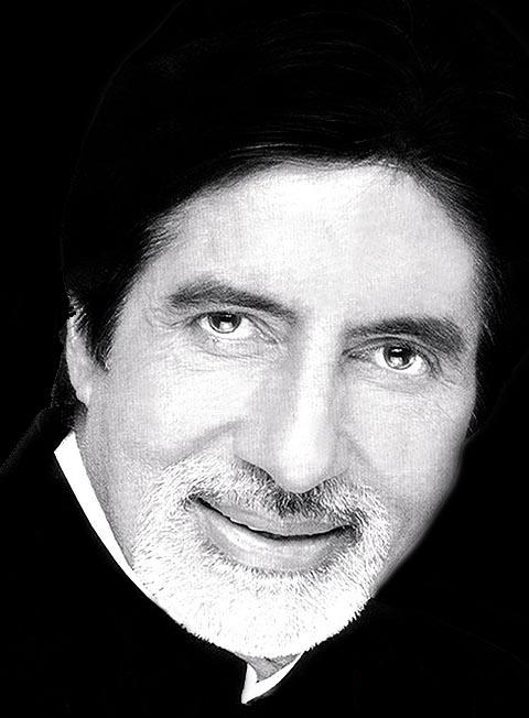 Amitabh Bachchan cute smile pics
