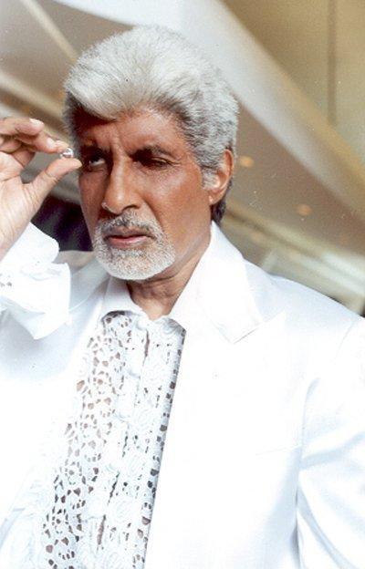 Amitabh Bachchan Filmography