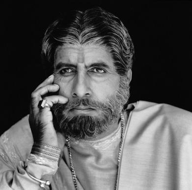 Amitabh Bachchan photo in sooryavansham