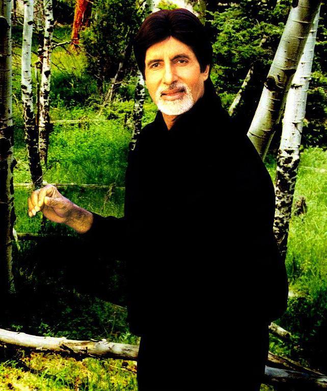 Amitabh Bachchan cute pic By Anchal