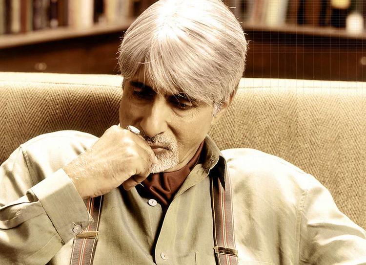 Amitabh Bachchan in Aarmaan