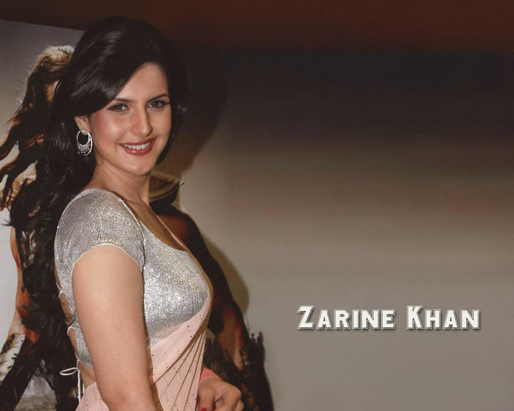 Zarine Khan gorgeous look