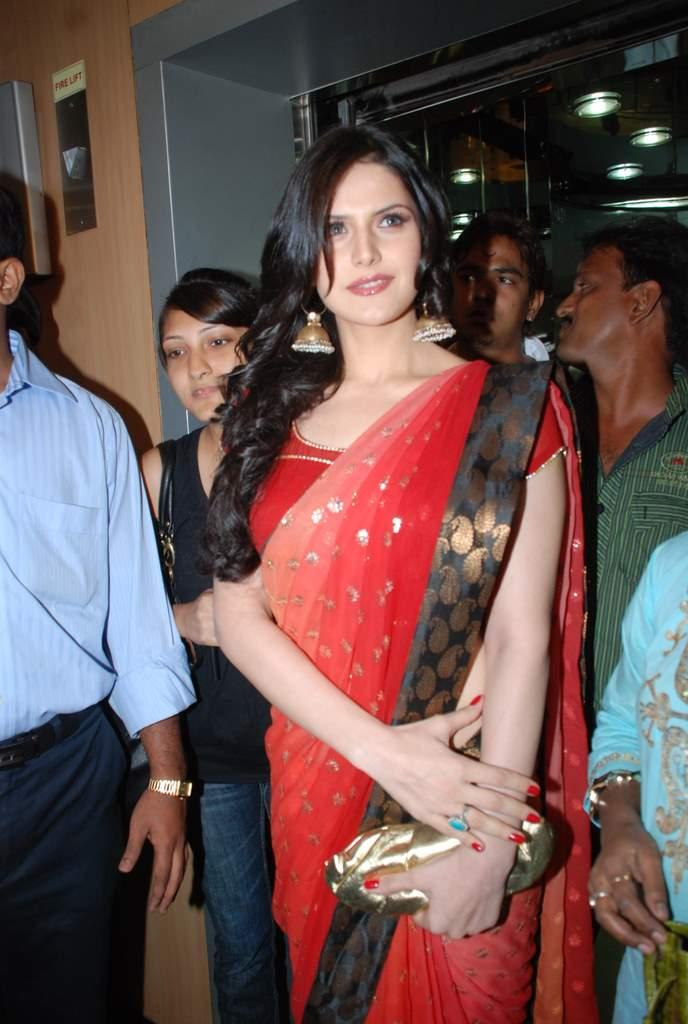 The Beautiful Zarine Khan image