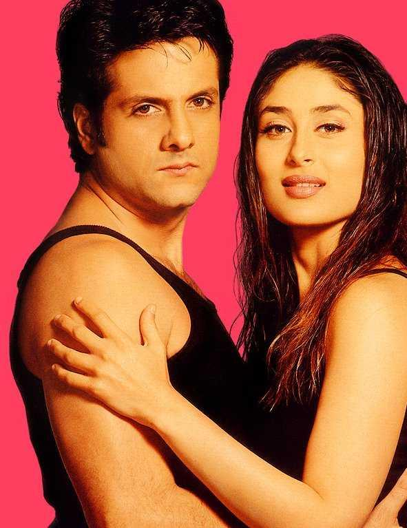 Fardeen Khan and Kareena Kapoor in Khushi