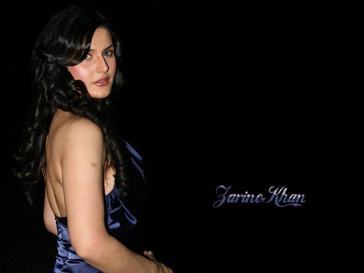 Zarine Khan latest spicy and hot wallpaper