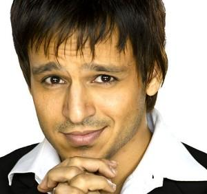 Vivek Oberoi  sexy smile look