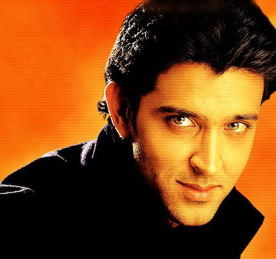 Hrithik Roshan glazing eyes look