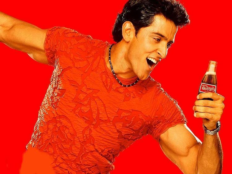 Hrithik Roshan coca cola wallpaper