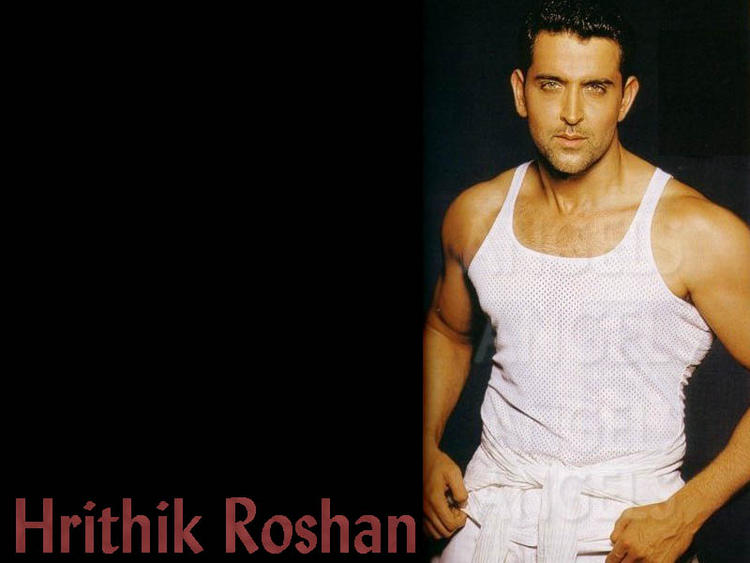 Hrithik Roshan sexy body pic wallpaper
