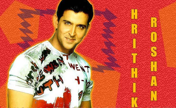 Hrithik Roshan sexy smile wallpaper