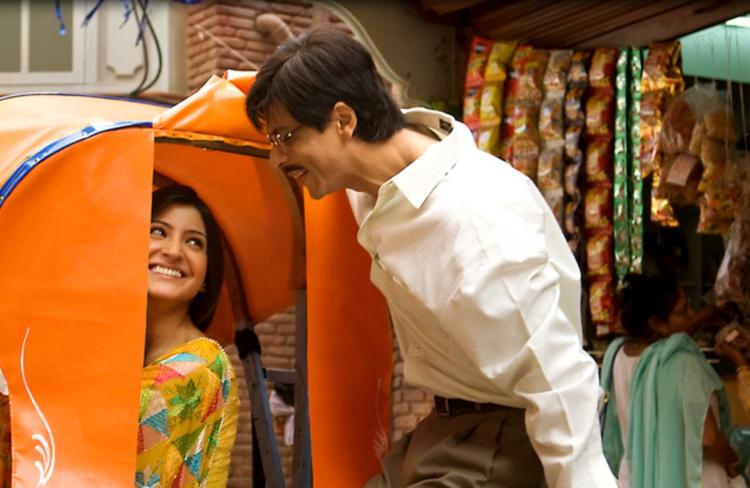 SRK loves Anushka in Rab Ne Bana Di Jodi