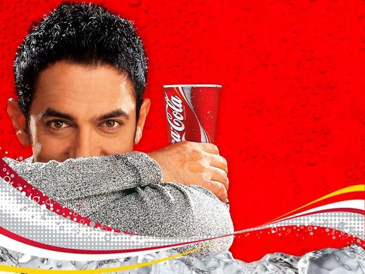 Aamir Khan cute look wallpaper