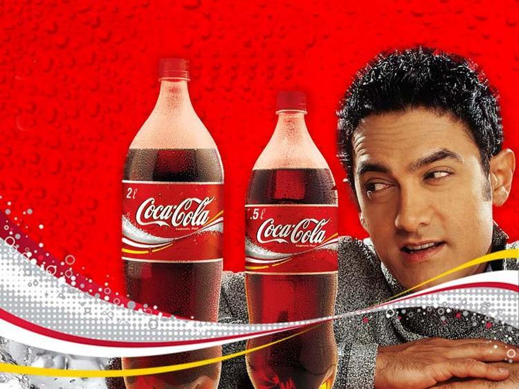 Aamir Khan Coca Cola Wallpaper