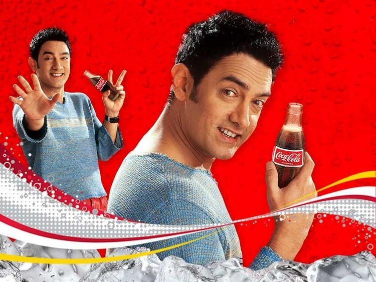 Aamir Khan Coca Cola Ad