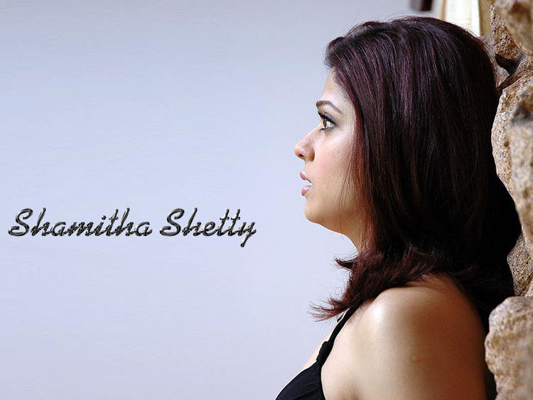 Shamita Shetty wallpaper