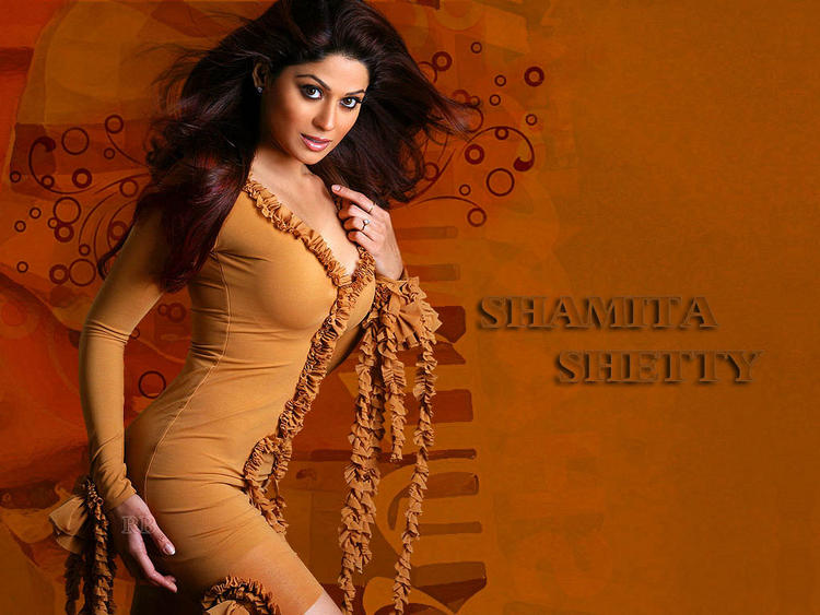Hotty Shamita Shetty sexiest wallpaper