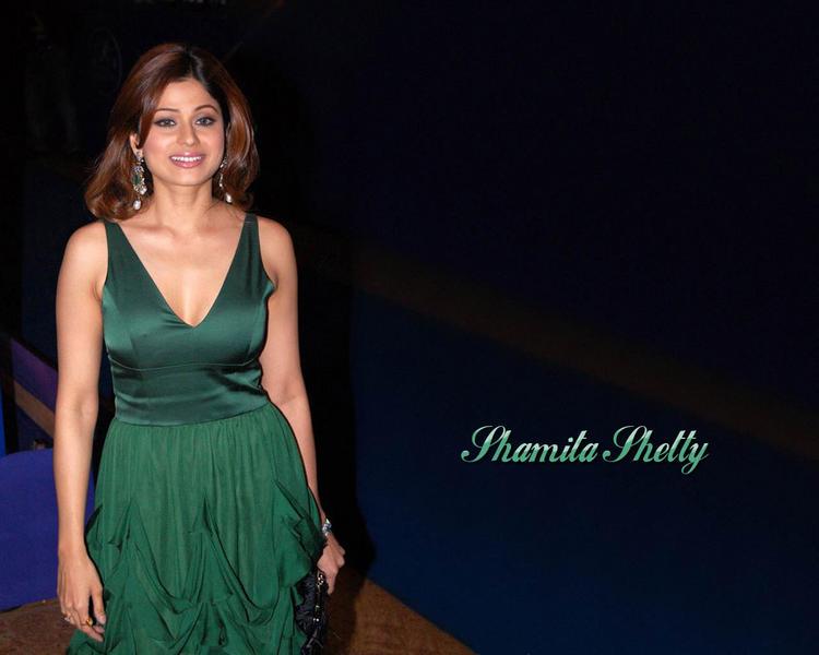 Shamita Shetty hot and gorgeous wallpaper