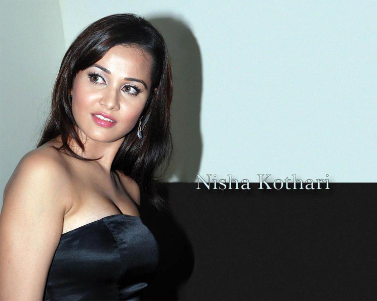 Nisha Kothari sexy pic wallpaper