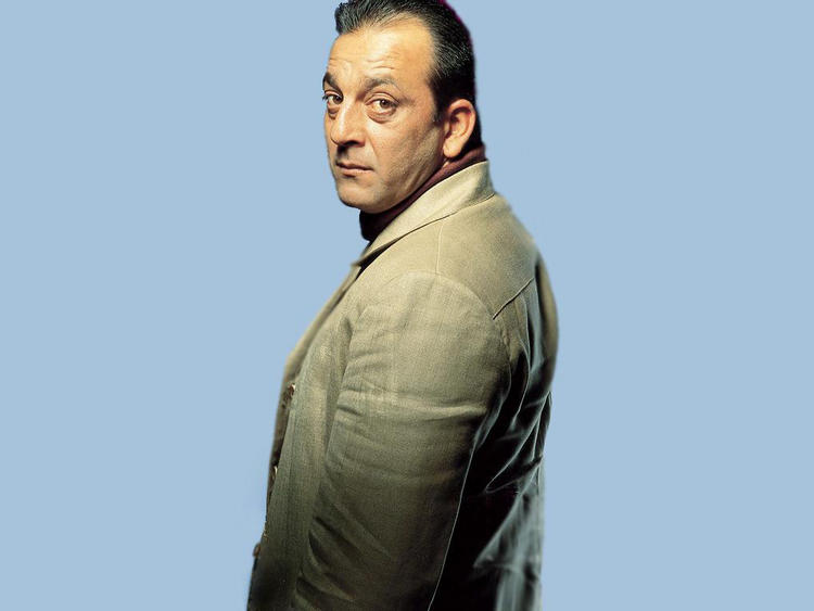 Sanjay Dutt looking very handsome