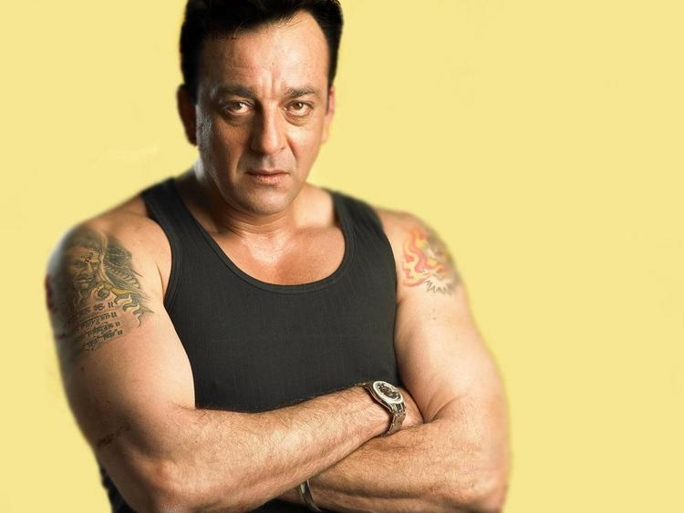Sanjay Dutt tattoo wallpaper