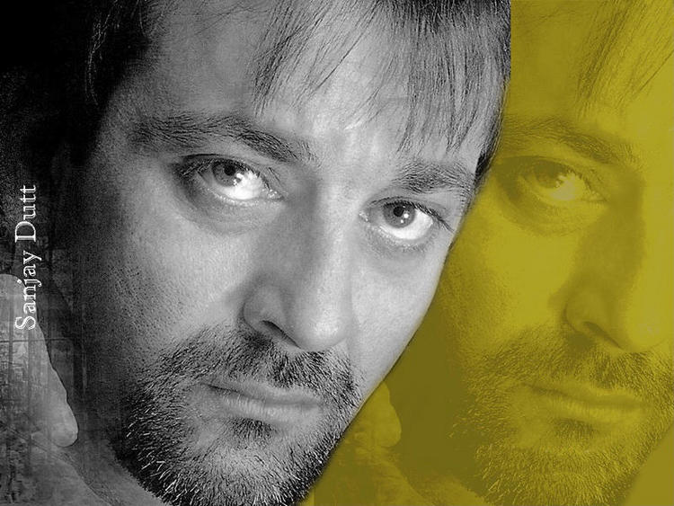 Angry Sanjay Dutt wallpaper