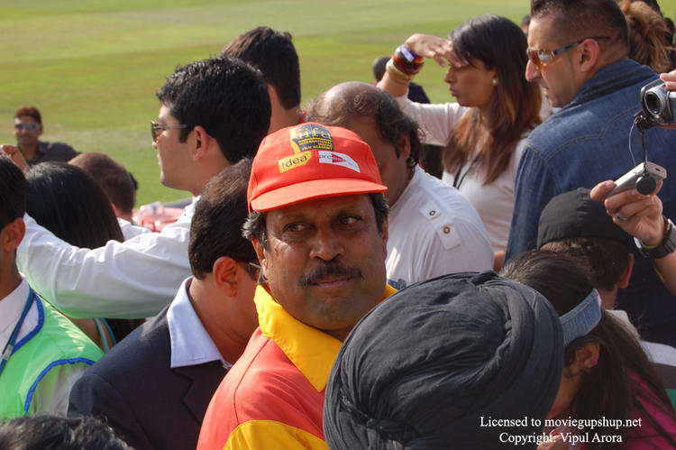 Kapil Dev at IIFA Cricket