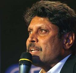 India's legendary cricket captain Kapil Dev lashed out at BCCI