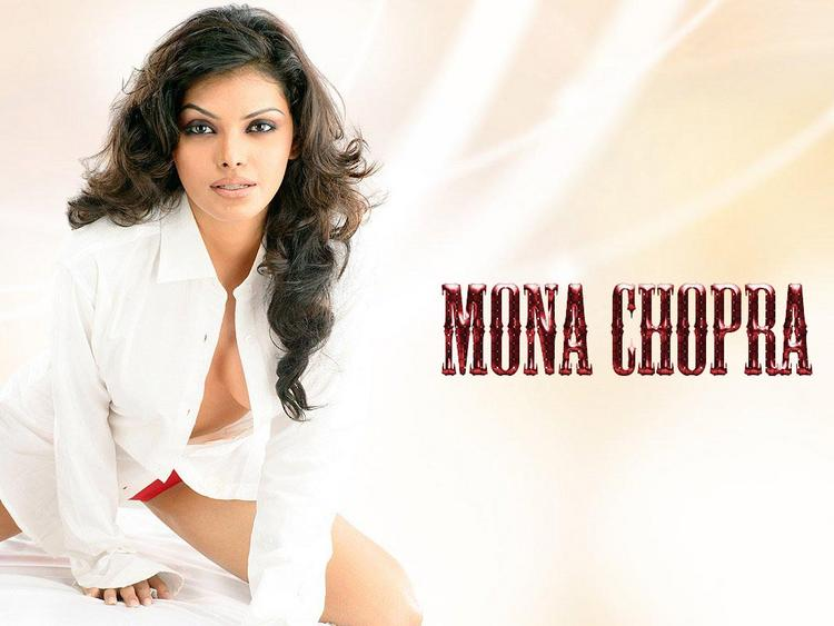 Mona Chopra hot wallpaper