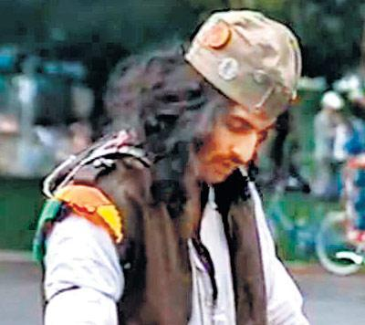 Ranbir Kapoor Look in Rockstar