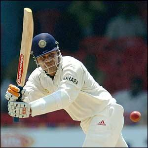 Virender Sehwag is not disappointed