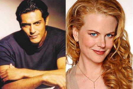 Arjun Rampal and Nicole kidman sexy and romantic look