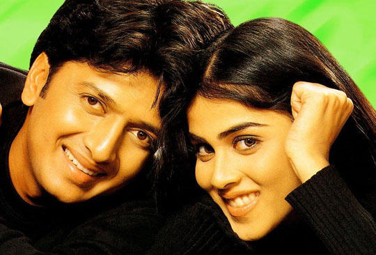 Ritesh Deshmukh and Genelia DSouza marriage photo