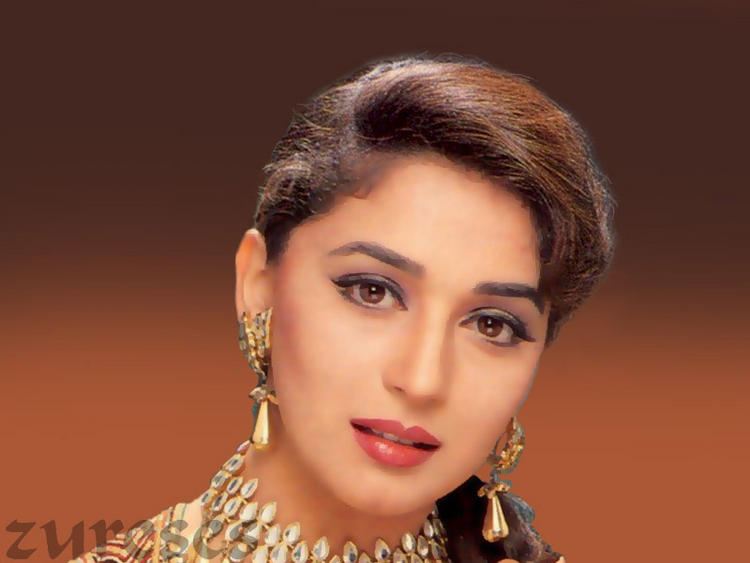 Madhuri Dixit Latest Hot Wallpapers