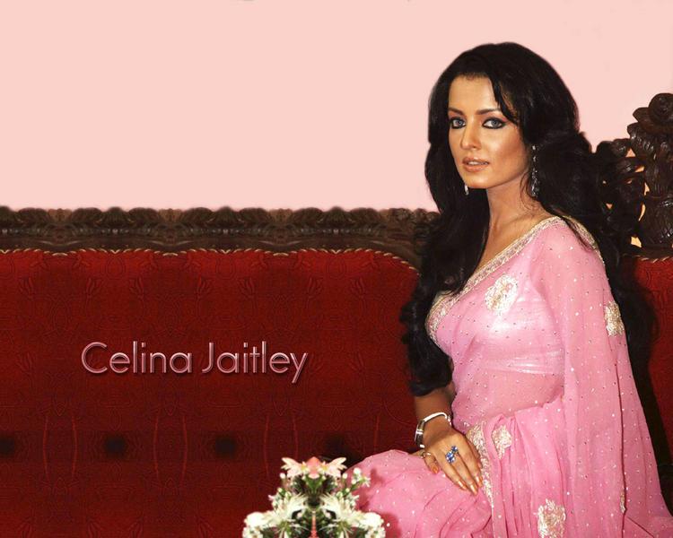 Glamrous Celina Jaitley wallpaper