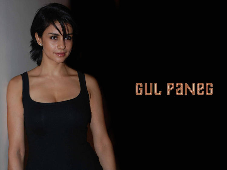 Gul Panag Black Hot wallpaper