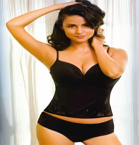 Gul Panag in bikini hot images