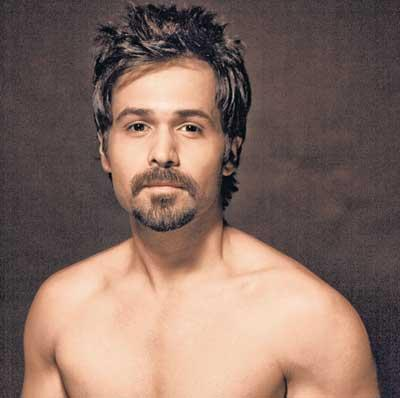 Emraan Hashmi Shirtless