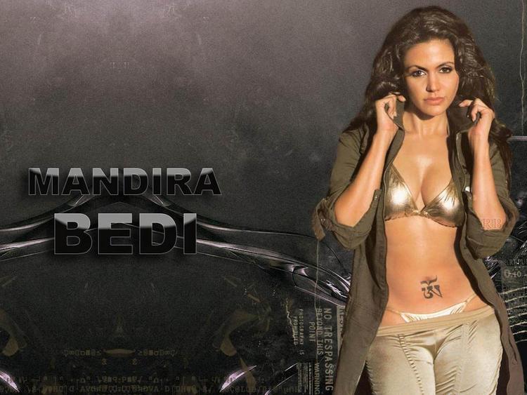 Mandira Bedi sexiest wallpaper