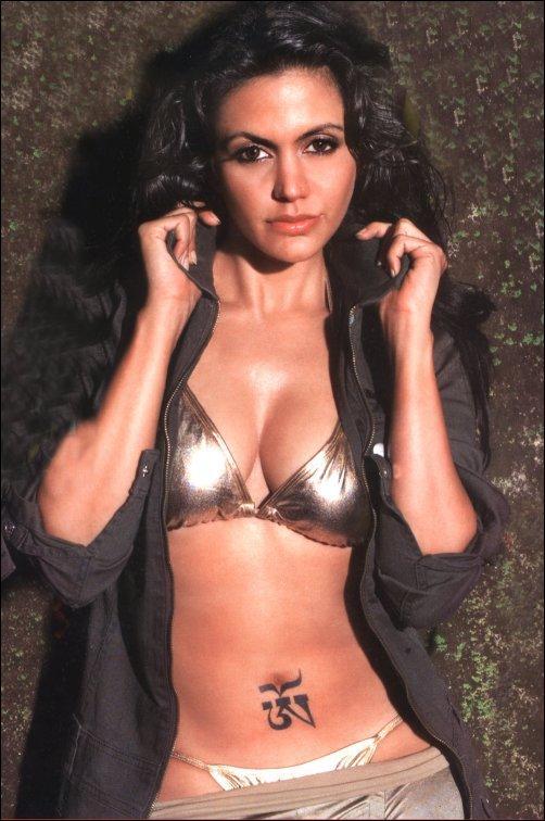 Mandira Bedi sexiest and hottest wallpaper