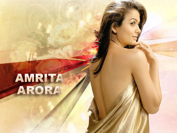 Amrita Arora latest hot wallpaper