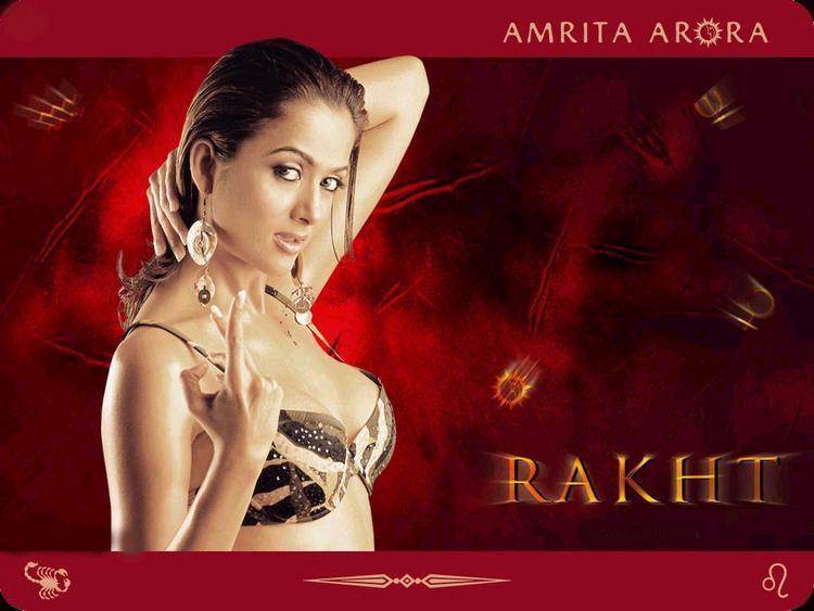 Amrita Arora in Rakht wallpaper