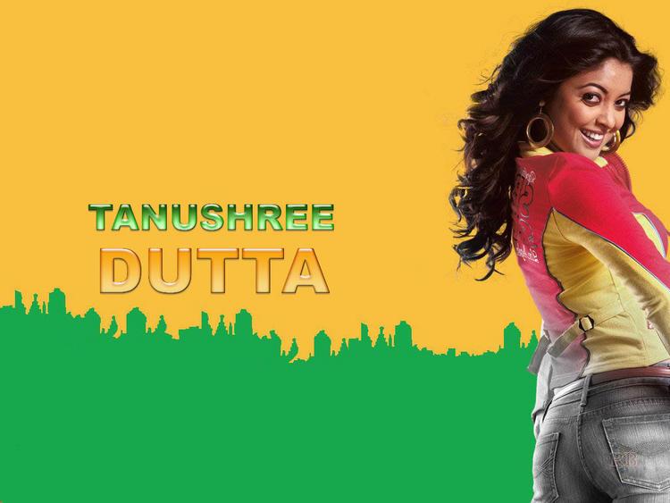 Tanushree Dutta cutest wallpaper