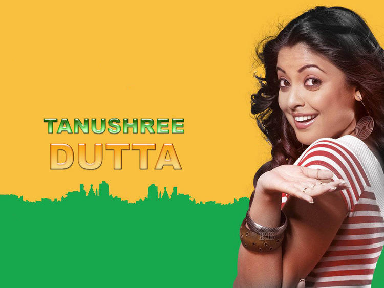 Tanushree Dutta Naughty Look