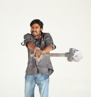 'Vengai' movie still