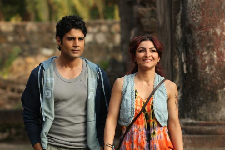 Soundtrack movie rajeev khandelwal soha ali khan cute photos