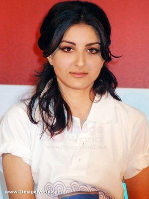 Soha Khan is looking very pretty