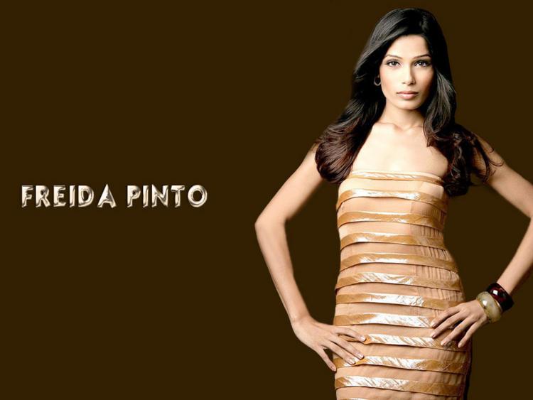 Freida Pinto sexiest wallpaper