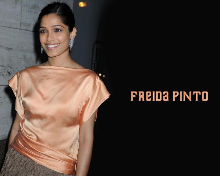 Freida Pinto looking gorgeous